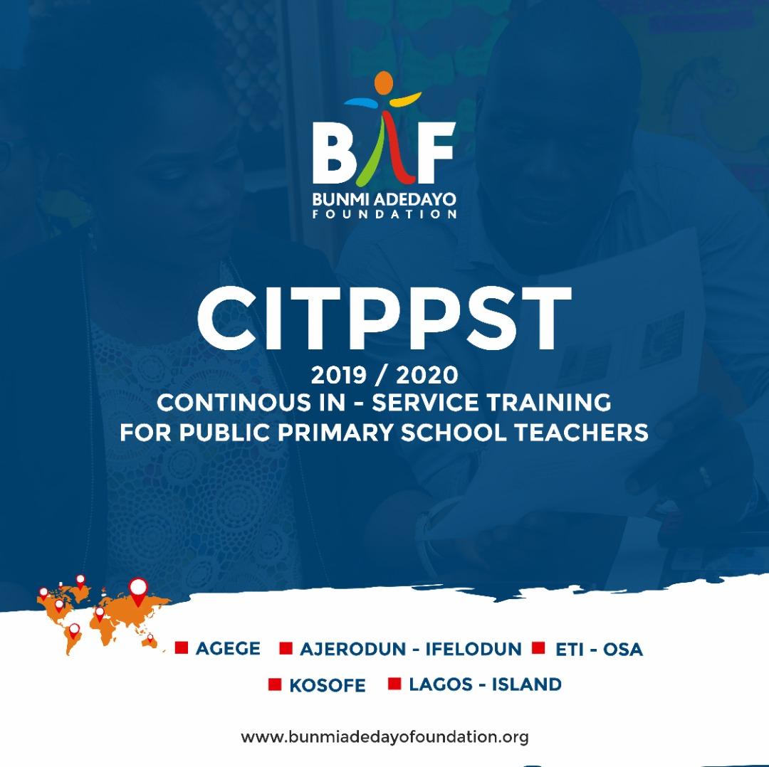 Continuous In-Service Training for Public Primary School Teachers (CITPPST)